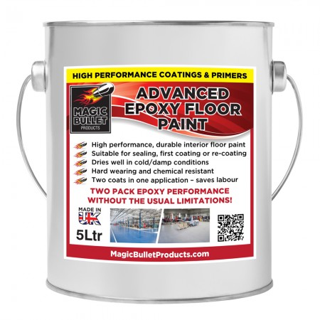 Advanced Epoxy Floor Paint
