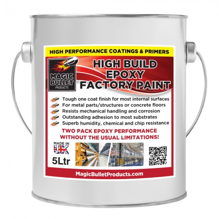 High Build Epoxy Factory Paint