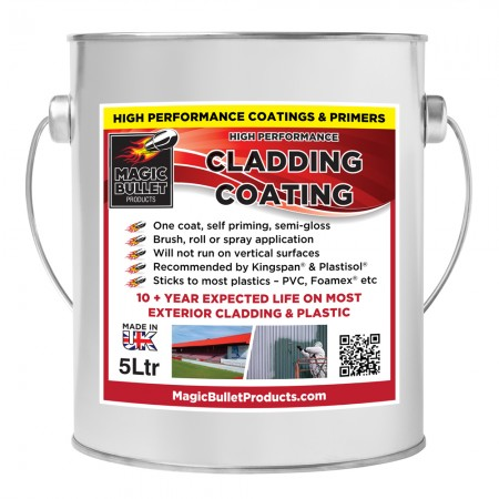 High Performance Cladding Coating
