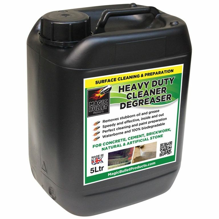 Heavy Duty Cleaner Degreaser Magic Bullet
