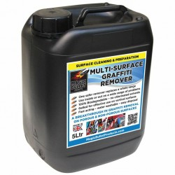 Multi-Surface Graffiti Remover